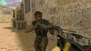Сборка Counter-Strike 1.6 Original English