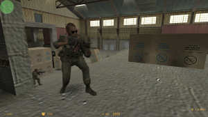 Сборка Counter-Strike 1.6 Modern Warfare